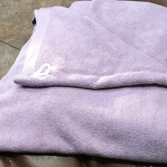 Norwex Bath Towels Stunning Norwex Other Bath Towel Lavender Poshmark